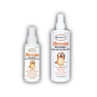 Tomlyn Allercaine Hot Spot Spray for Dogs