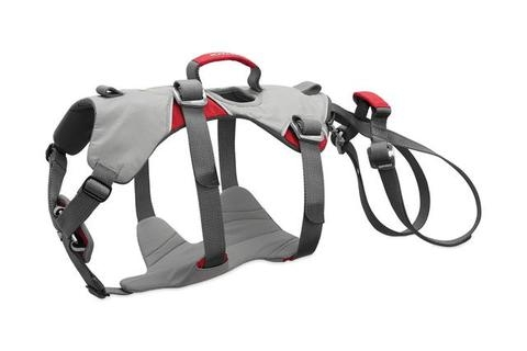 Doubleback™ Belay Harness, Strength Rated for Safety