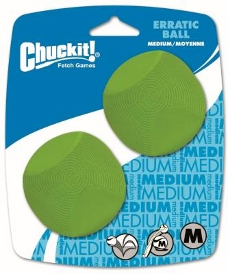 Chuckit! Erratic Ball, 2 pack