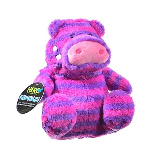 Chuckles Hippo Plush Toy