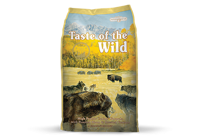 Taste of the Wild Pet Food, 30 lb. bags