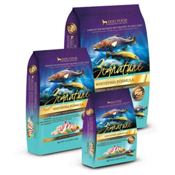 Zignature Whitefish Formula Dry Dog Food