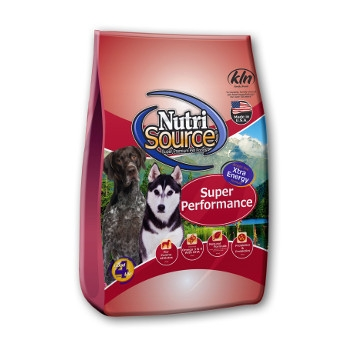 NutriSource® Super Performance Dry Dog Food