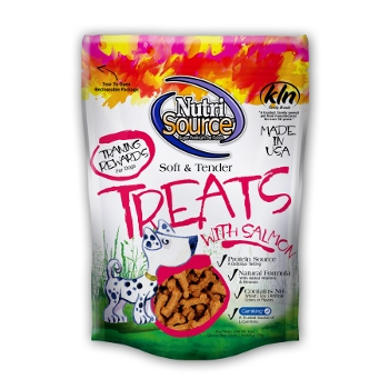 NutriSource® Soft & Tender Salmon Dog Treats