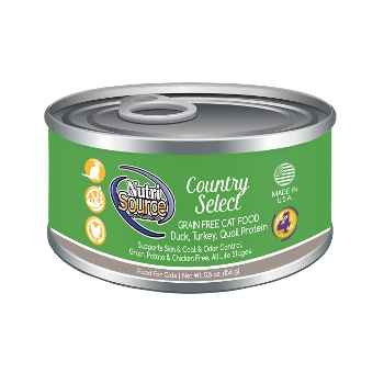 NutriSource® Country Select Grain Free Canned Cat Food