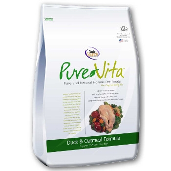 PureVita™ Duck & Oatmeal Dry Dog Food