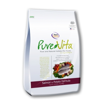 PureVita™ Salmon & Potato Dry Dog Food