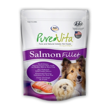PureVita™ Salmon Fillet Dog Food Pouch
