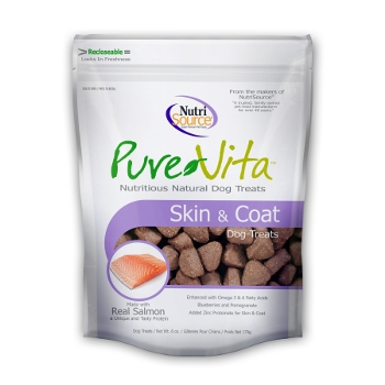 PureVita™ Skin and Coat Dog Treats