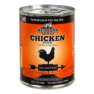 Grain Free Chicken Stew Canned Dog Food