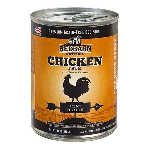 Grain Free Chicken Pate - Joint Health Formula Dog Food