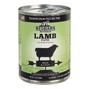 Grain Free Lamb Pate - Skin & Coat Formula Dog Food