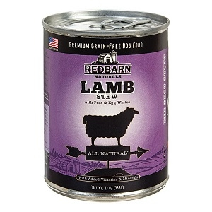 Grain Free Lamb Stew Canned Dog Food