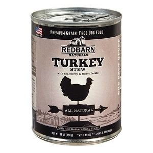 Grain Free Turkey Stew Canned Dog Food