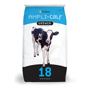 Purina® AMPLI-Calf® Grower Feed