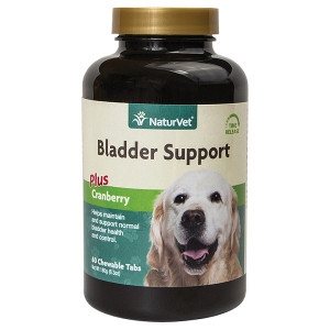 Senior Bladder Support Chewable Tablets