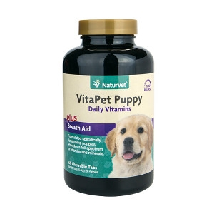 VitaPet™ Puppy Daily Vitamins Chewable Tablets 60 Count