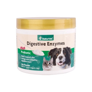 Digestive Enzymes Powder Plus Probiotic 8oz