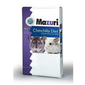 Mazuri Chinchilla Diet, 25lb
