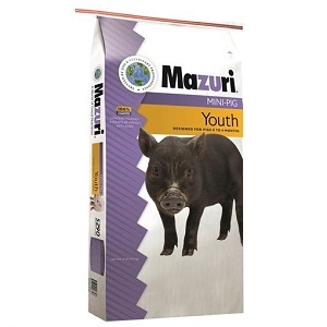 Mazuri Mini Pig Youth, 25lb