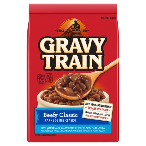 Gravy Train® Beefy Classic Dry Dog Food