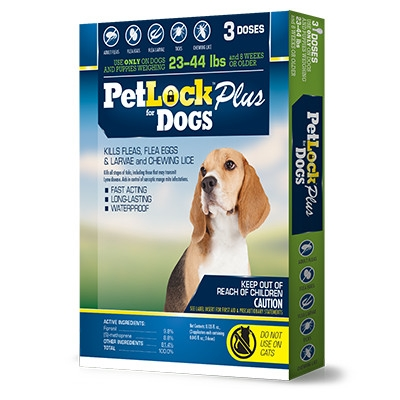 PetLock Plus for Dogs 23 - 44 Pounds