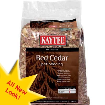 Kaytee Red Cedar Bedding & Litter