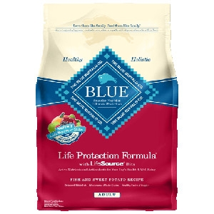 Blue Buffalo Life Protection Formula® Fish and Sweet Potato Recipe For Adult Dogs