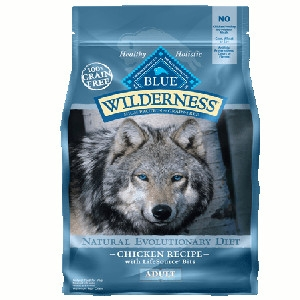 BLUE Wilderness® Chicken Recipe For Adult Dogs