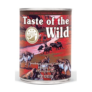 Taste of the Wild Southwest Canyon Canine Canned Formula