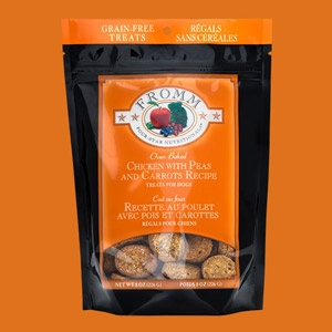 Fromm® Four-Star Chicken with Peas and Carrots Dog Treats