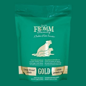 Fromm® Large Breed Adult Gold Formula Dog Food