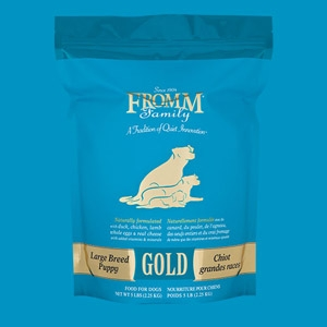 Fromm® Large Breed Puppy Gold Formula Dog Food