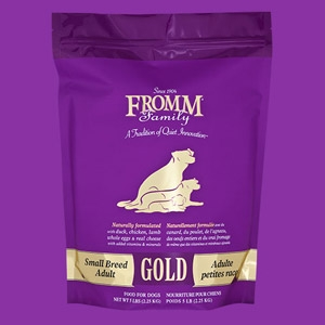 Fromm® Small Breed Adult Dog Gold Formula Dog Food