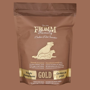 Fromm® Weight Management Gold Dog Formula Dog Food