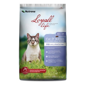 Nutrena® Loyall Life™ Cat & Kitten Chicken Meal Recipe