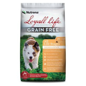 Nutrena® Loyall Life Grain Free Chicken with Potato Recipe Dog Food
