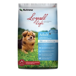 Nutrena® Loyall Life™ Adult Lamb Meal & Brown Rice Recipe Dog Food