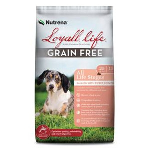 Nutrena® Loyall Life™ Grain Free Salmon with Sweet Potato Recipe Dog Food