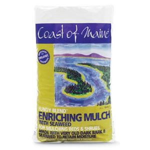 Fundy Blend Enriching Mulch with Seaweed