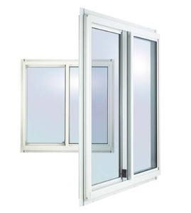 Horizontal Slider Aluminum Window