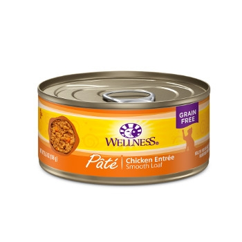 Wellness Complete Health™ Chicken Paté Canned Cat Food