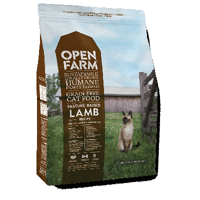 Open Farm Lamb Grain Free Dry Cat Food