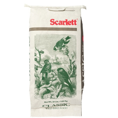 Scarlett Classic Wild Bird Food
