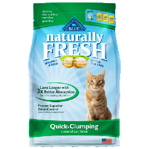 Blue Naturally Fresh Quick Clumping Cat Litter