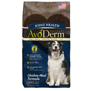 AvoDerm Joint Health Grain Free Chicken Meal Formula