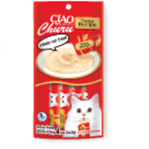 Ciao Churu Tuna Recipe Cat Treats