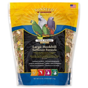 Vita Prima Sunscription Large Hookbill Safflower Formula