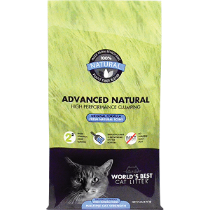 World's Best Cat Litter™ Advanced Natural Original