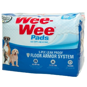 Four Paws Wee Wee Pads 50 Count